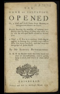 The Book of Salvation Opened, 1772 http://images.is.ed.ac.uk/luna/servlet/s/1zx3cb