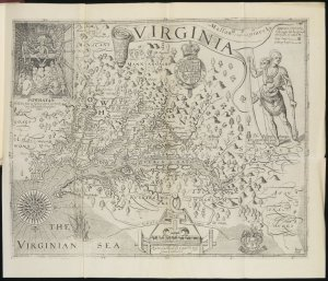 The Generall Historie of Virginia, New England & The Summer Isles © The University of Edinburgh http://images.is.ed.ac.uk/luna/servlet/s/vh1rqf