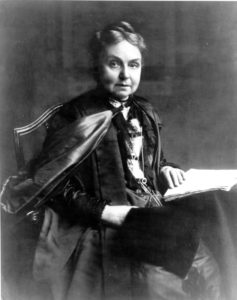 Janet Anne Galloway. (1841–1909) advocate for higher education for women in Scotland, supporter of the Glasgow Association for the Higher Education of Women and secretary of Queen Margaret College. CC-BY-SA