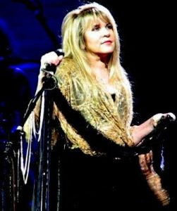 Stevie Nicks. By User:SandyMac [Public domain], via Wikimedia Commons