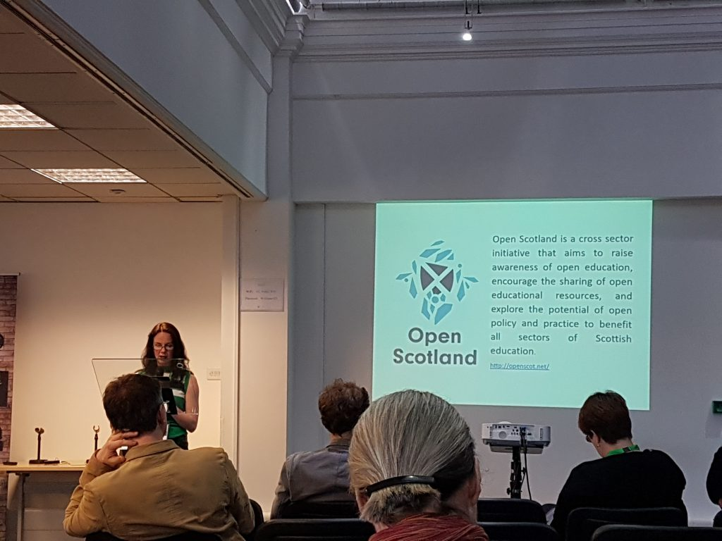 Lorna Campbell - The Distance Travelled: Reflections on open education policy in the UK since the Cape Town Declaration (Own work, CC-BY-SA)
