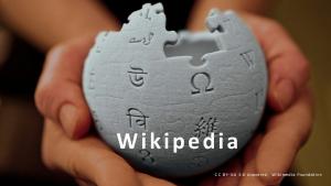 Wikidata – Wikimedian in Residence