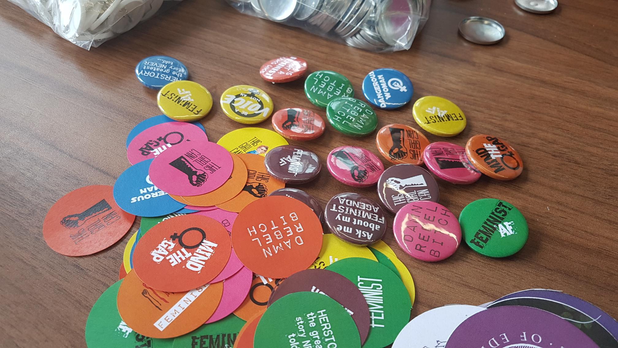 Amusing frye republican vintage political button