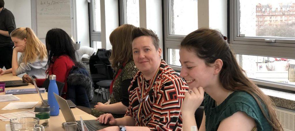 International Women's Day – Wikimedian in Residence